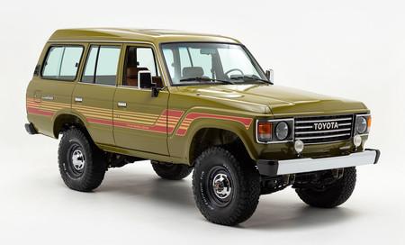 Este espectacular Toyota Land Cruiser FJ62 de 1986 es obra de FJ Company, y está mejor que nuevo