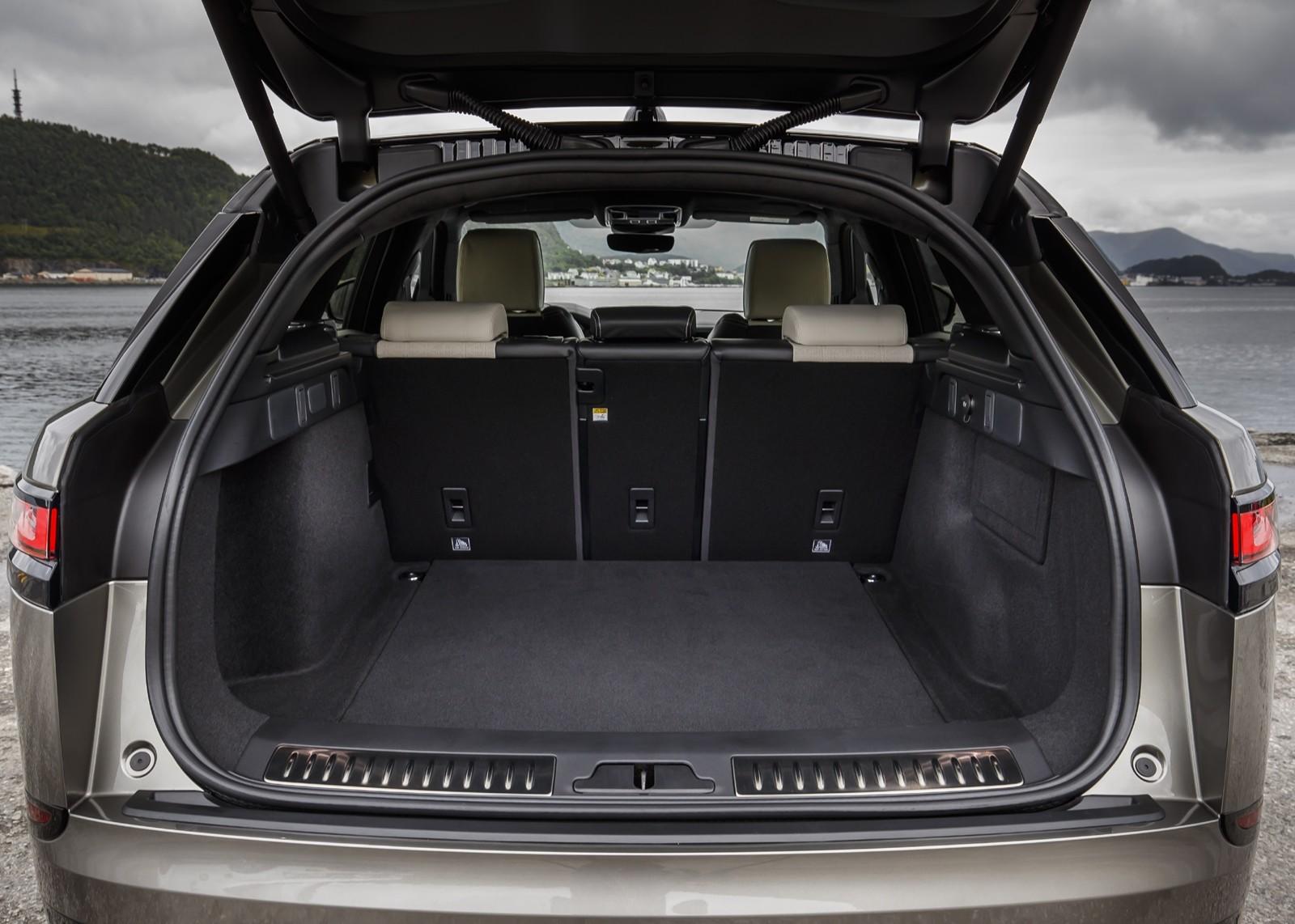 Foto de Range Rover Velar First Edition (25/56)