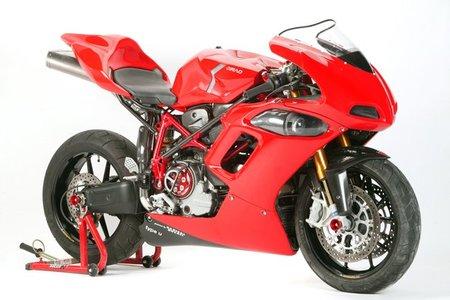 Ducati RAD 01, innovando sobre la novedad