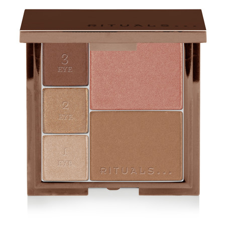 Miracle Sunkissed Glow Eye An D Face Palette