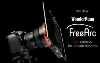 Nuevos filtros para objetivos Ultra Gran Angular de WonderPana FreeArc