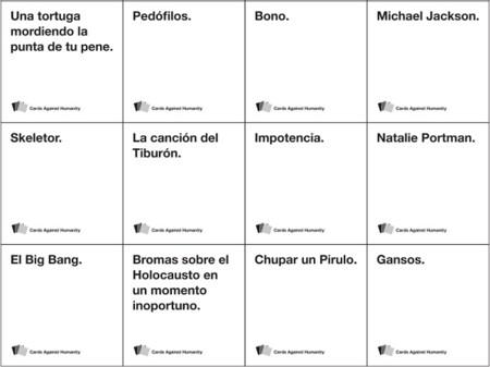 El juego de cartas con el que jamás podrías ser concejal