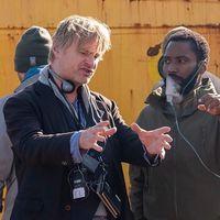 """Nuevos avances de 'Tenet' con Nolan prometiendo que ha intentado """"hacer la película más grande posible"""""""