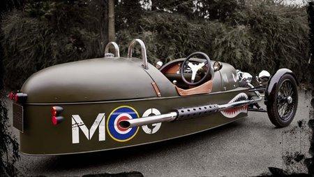 El Morgan Threewheeler resulta ser un éxito de ventas