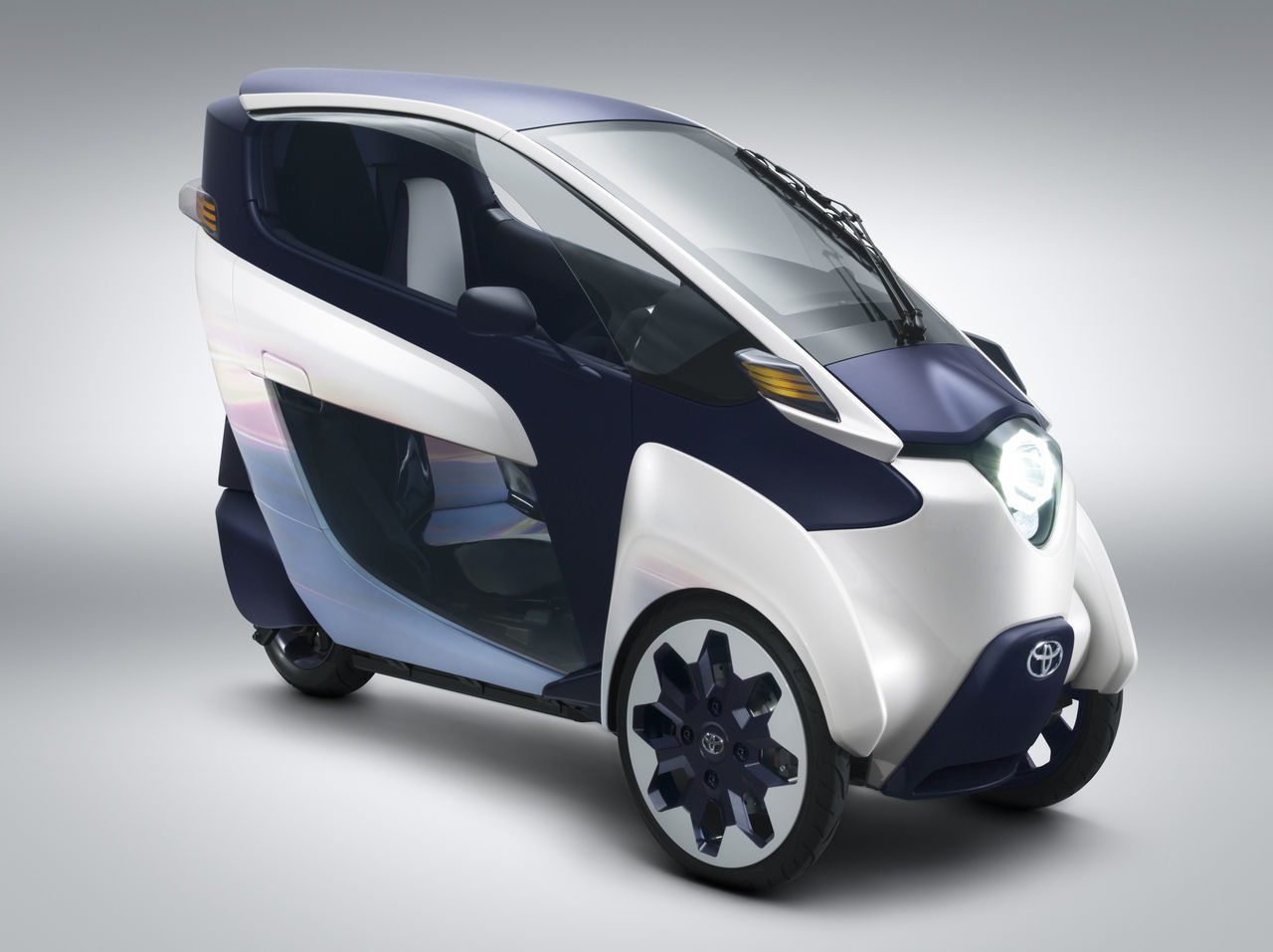 Foto de Toyota i-Road (prototipo) (9/14)