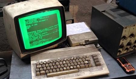 Retroinformática al poder: este taller de coches no podría vivir sin su Commodore 64