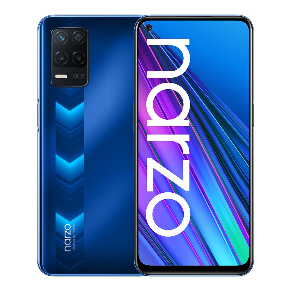"realme Narzo 30 5G Smartphone Global version 4GB 128GB, Dimensity 700 5G, 6.5 screen"" 90Hz, 48MP camera, 5000mAh"