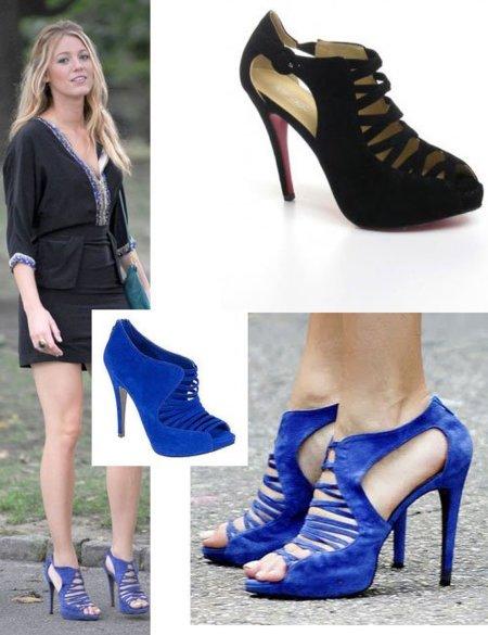 Los mejores clones en calzado de este Otoño-Invierno 2010-2011