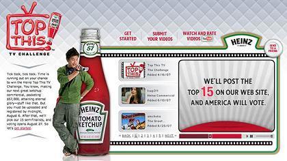 Heinz y su marketing ciudadano
