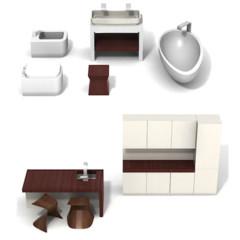mobiliario-moderno-para-casas-de-munecas