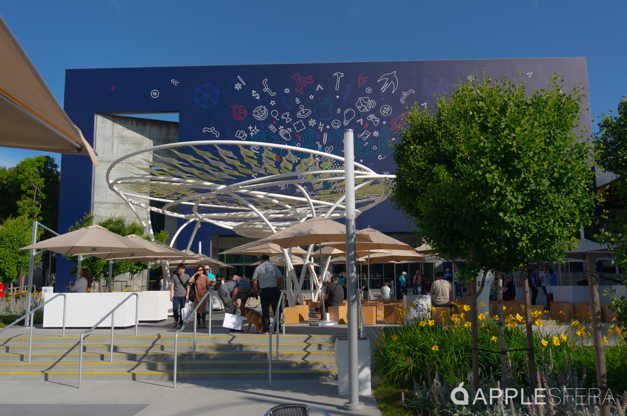 Foto de WWDC19 McEnery Center (10/35)