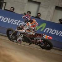 Marc Márquez será baja para el Superprestigio Dirt Track Barcelona 2017