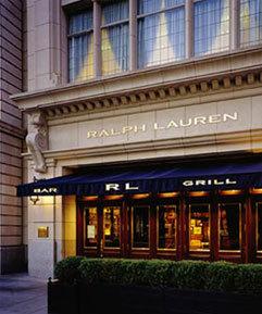 Ralph Lauren, lujoso restaurant en Chicago