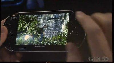 NGP, impresionantes vídeos de 'Uncharted', 'Metal Gear Solid 4' y 'Yakuza of the End'