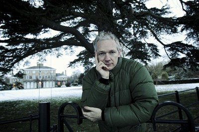En Abril nos llegarán las memorias de Julian Assange, fundador de WikiLeaks