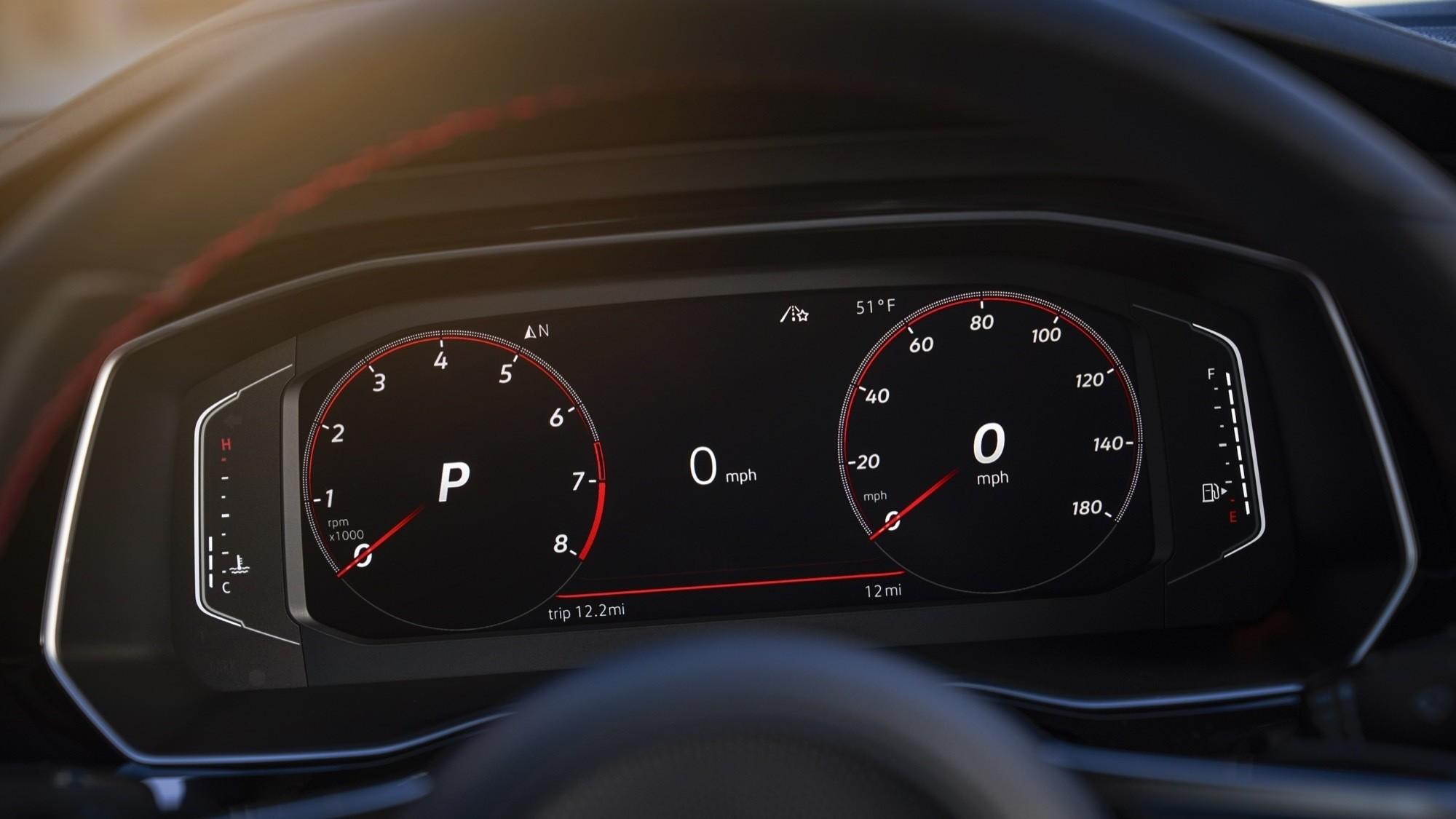 Foto de Volkswagen Jetta GLI 2020 (21/27)