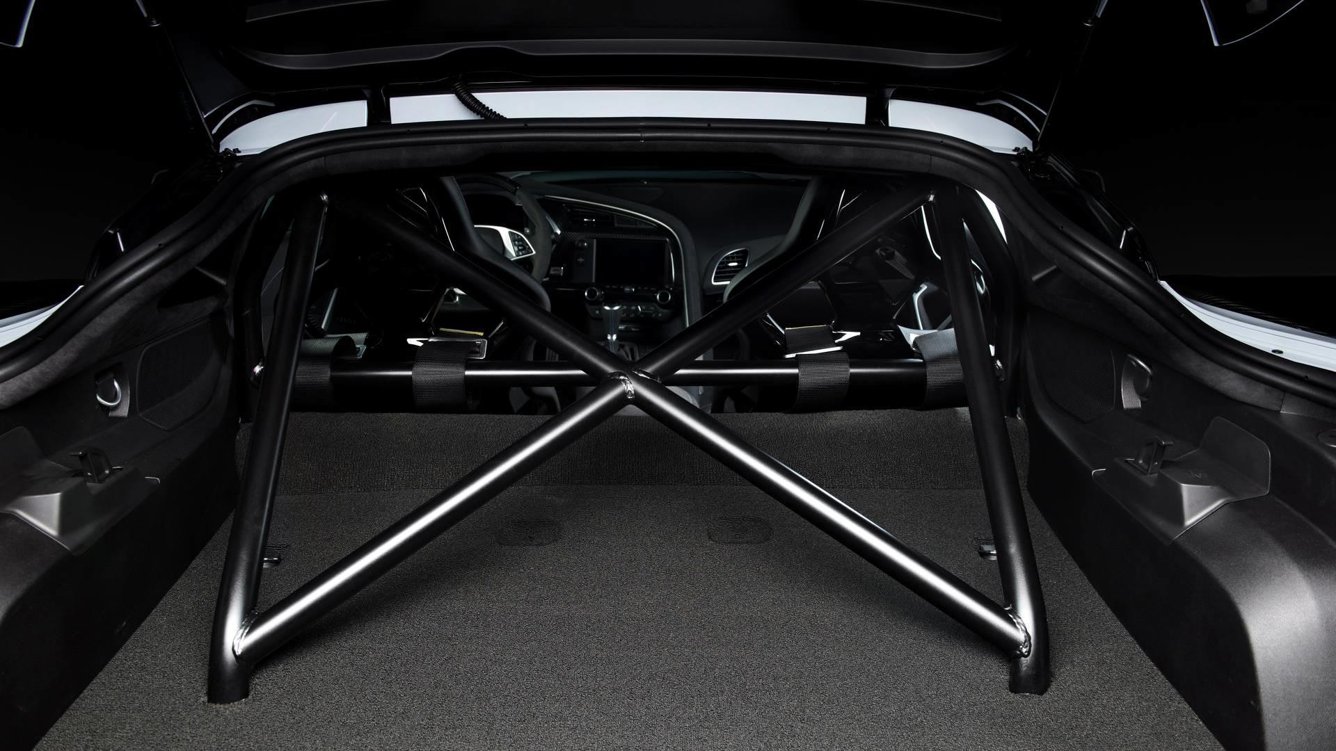 Foto de Corvette Z06 Geiger Carbon 65 Edition (14/15)