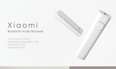 Por 15 euros puedes dotar a tus auriculares de conectividad Bluetooth con el Xiaomi Bluetooth Audio