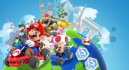 Mario Kart Tour para iPhone y iPad recibirá el modo multijugador el 8 de marzo