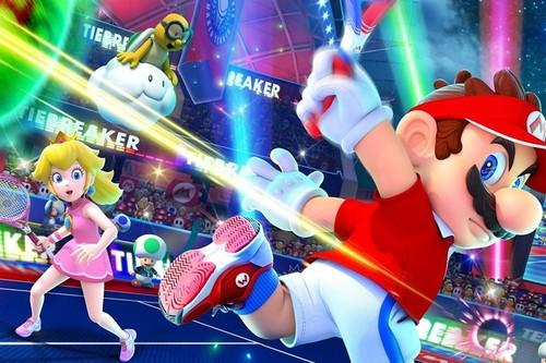 Hemos jugado a Mario Tennis Aces, los personajes del Reino Champiñón vuelven a la pista mejor que nunca