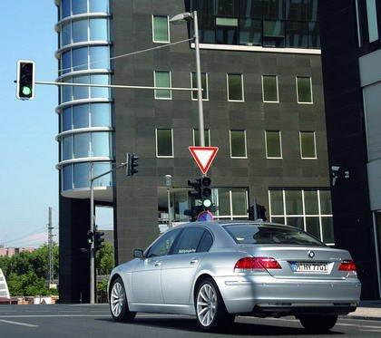BMW Serie 7 Hidrogeno