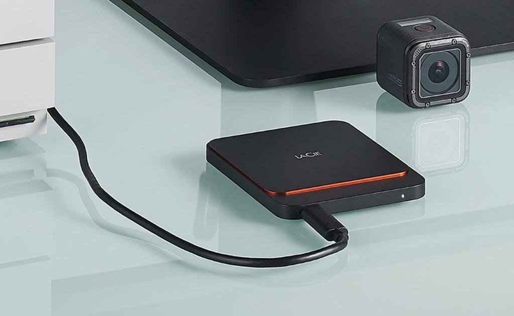 Nuevos discos SSD portables con USB-C: LaCie termina de adaptarse a los nuevos tiempos