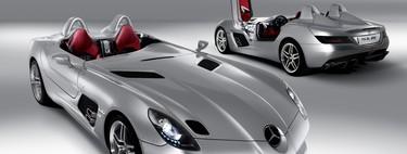 Mercedes SLR McLaren Stirling Moss: así era el espectacular coche de 650 CV que le rinde homenaje al piloto desde hace 11 años