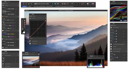 Ya podemos hacernos con Affinity Photo, la aplicación de retoque fotográfico que llega desde Mac OS