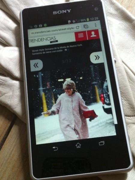 En el frío de NY o en el festival de Coachella: ¿Qué móvil será el más deseado por los egobloggers?