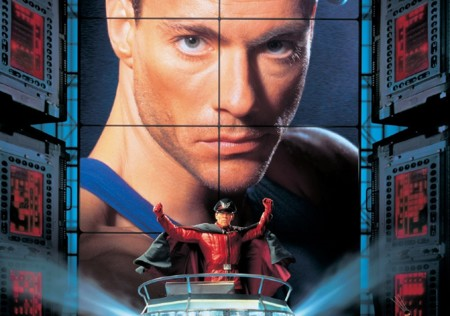 Cartel Pelicula Street Fighter