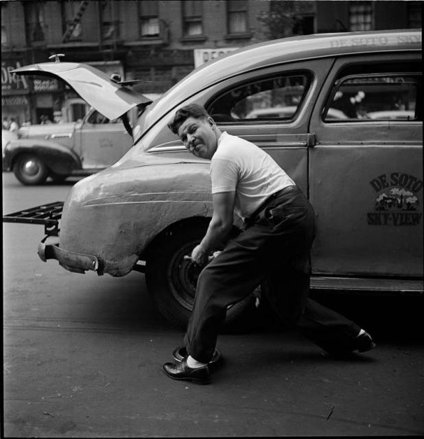 Foto de Las fotografías sin complejos de Stanley Kubrick en los años cuarenta (5/15)