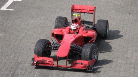 Pirelli podría usar el Toyota TF110 para probar sus neumáticos