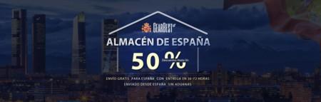 GearBest tiene almacén en España y lo celebra con un 10% de descuento