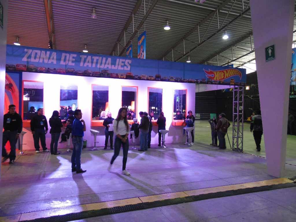 Foto de 9o Salón Hot Wheels México (1/32)
