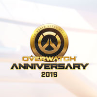 Estas son todas las skins del evento Overwatch Aniversario 2019