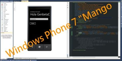 "Un Hola Mundo en Windows Phone 7.1 ""Mango"""