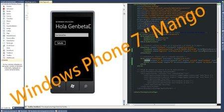 "Un Hola Mundo en Windows Phone 7.1 ""Mango"""
