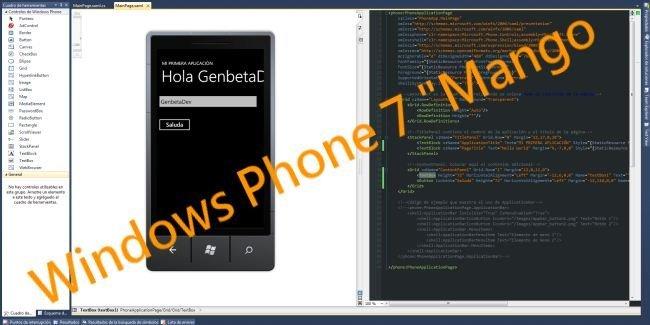 Hello World en Windows Phone