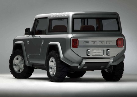 Ford Bronco Concept 2004 1600 0b