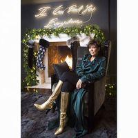 Si pensábais que lo habíais visto todo, solo os queda la decoración navideña de Kris Jenner
