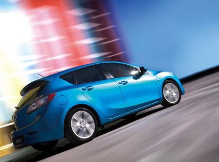 Mazda3 5 puertas, primeras imágenes antes del Salón de Bolonia