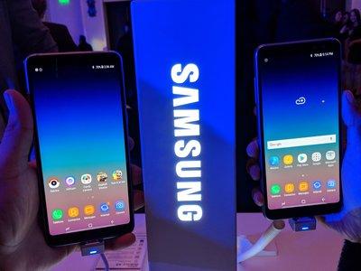 Galaxy A8 y A8+, primeras impresiones: Samsung viste de gala a sus nuevos smartphones