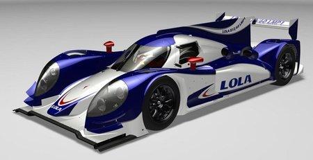 Lola presenta el nuevo Lola B12/60 LMP1