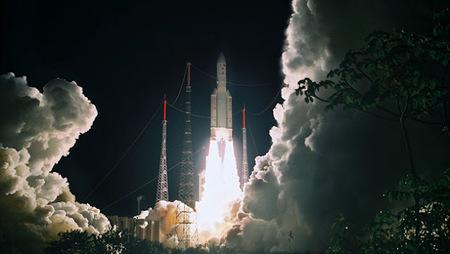 'High Above', una historia escrita sobre los satélites de televisión Astra