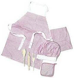 Equipo para pequeños cocineros