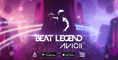 'Beat Legend: AVICII' llega a iOS y Android: Atari recuerda al fallecido DJ en un juego musical con fines benéficos