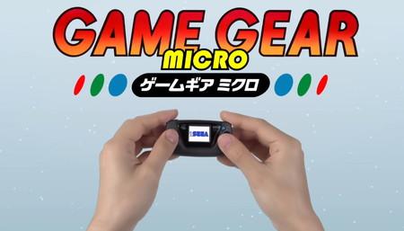 Después de lo bien que hizo las cosas con Mega Drive Mini, ¿cómo es que SEGA presenta ahora la Game Gear Micro?