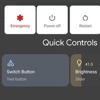 Android 11 tendrá un nuevo menú de apagado con ajustes rápidos