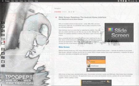 Modifica el aspecto visual de Mac OS X con estilo, pero te llevará algo de tiempo