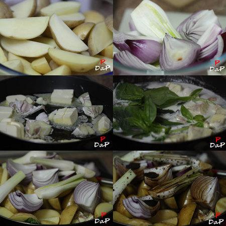 Hacer patatas y cebollas al vinagre de Módena asadas